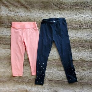 Girls legging bundle